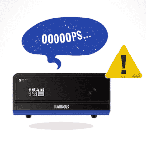 5 Common mistakes people make while buying Inverters